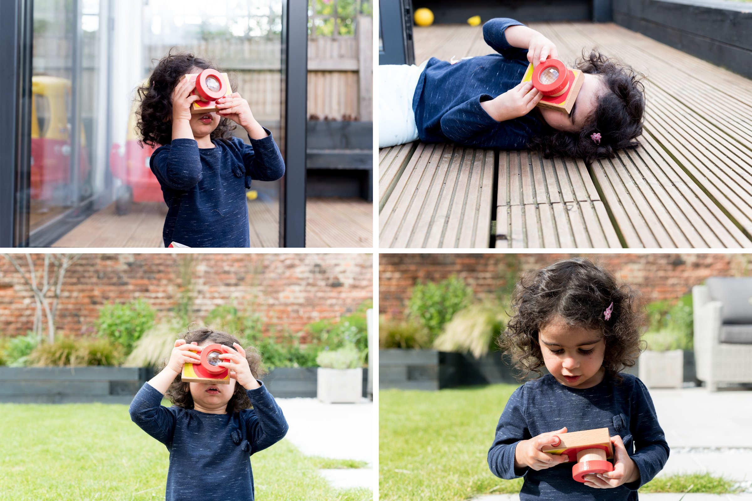 A photography scavenger hunt for children. Encourage your child's passion for creativity and photography with this fun tutorial.