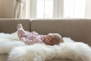 In home baby photo shoots in Surrey and London UK