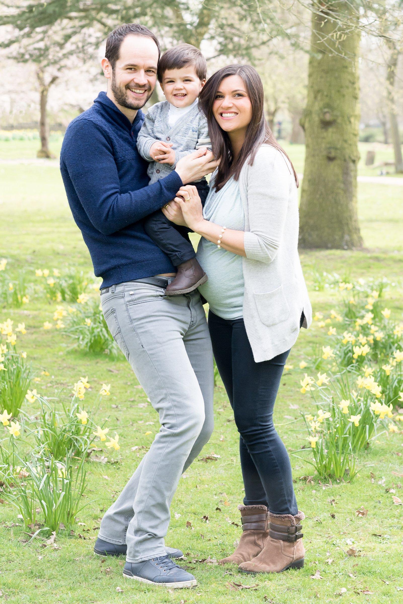 Cobham Family Portrait Photography