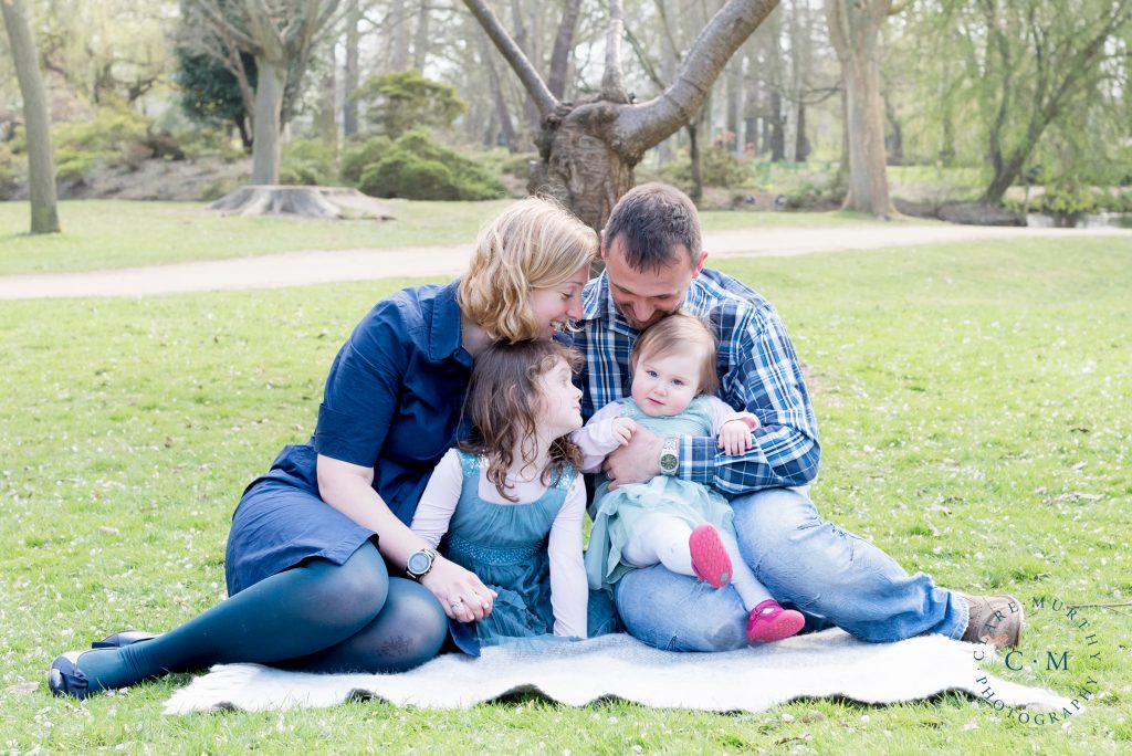 Spring Family Photo shoot Surrey