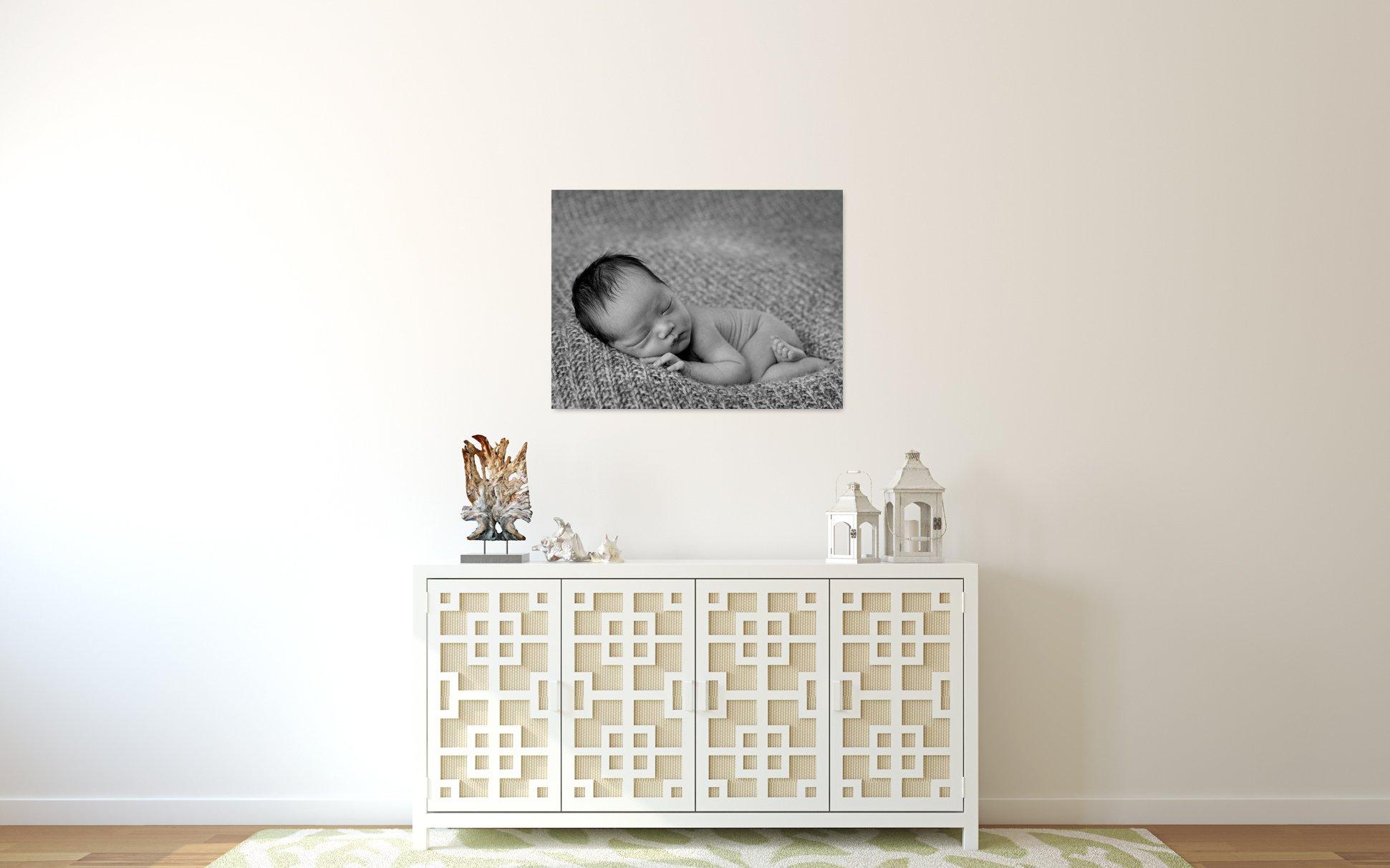 How do I decide what to order after my newborn shoot?