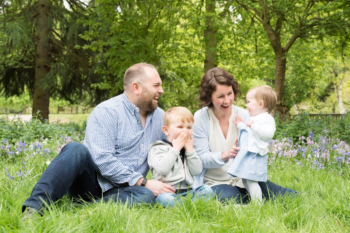 spring family photo shoot surrey