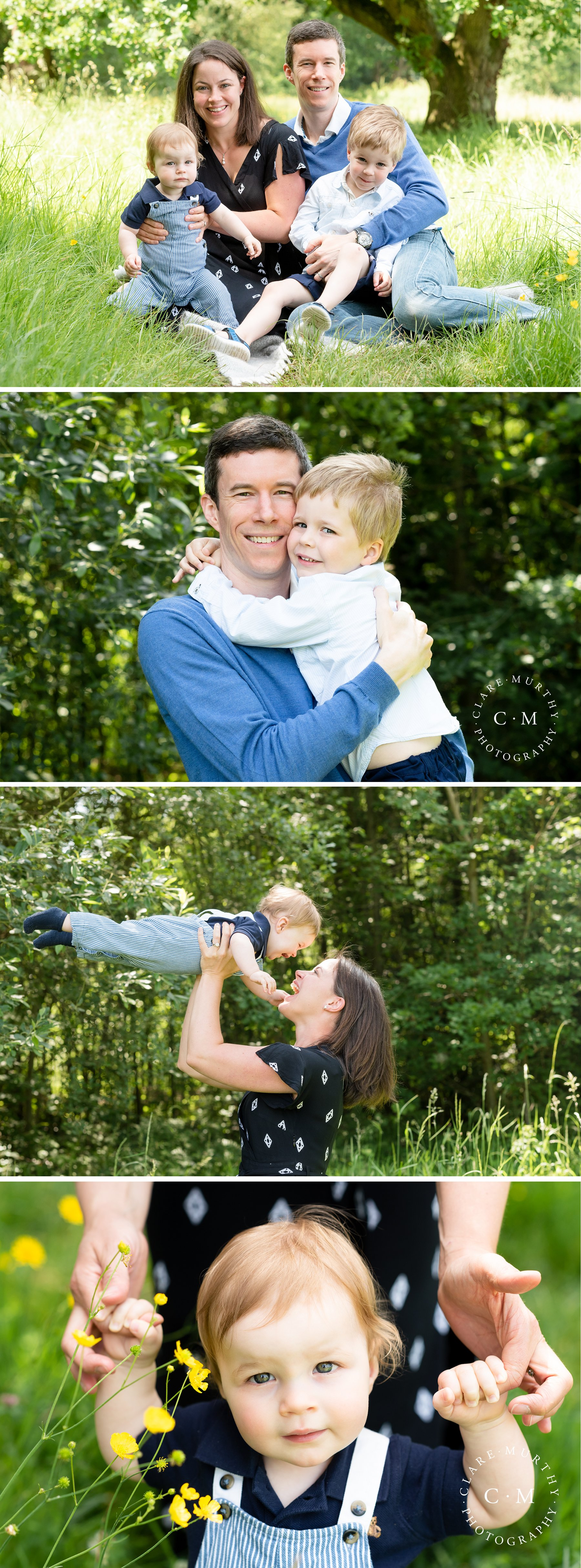 Family Photography Mini Sessions