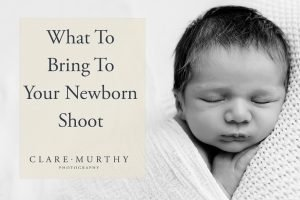what to bring newborn session