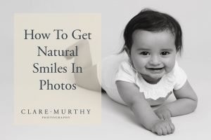 how to get your child to smile naturally for photographs