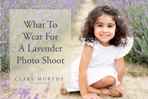 the best clothes to wear for lavender family photo shoot