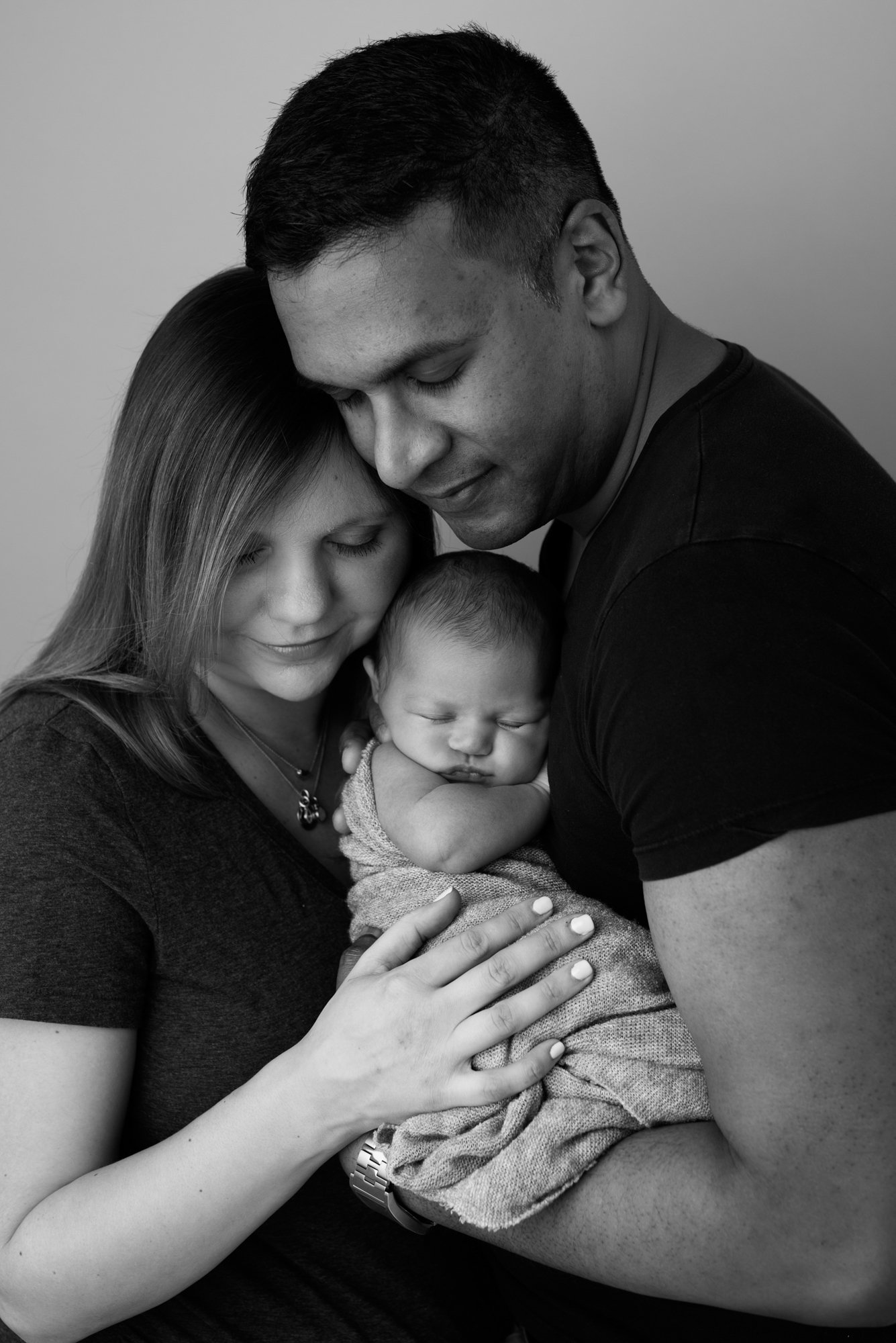 newborn family photos claygate