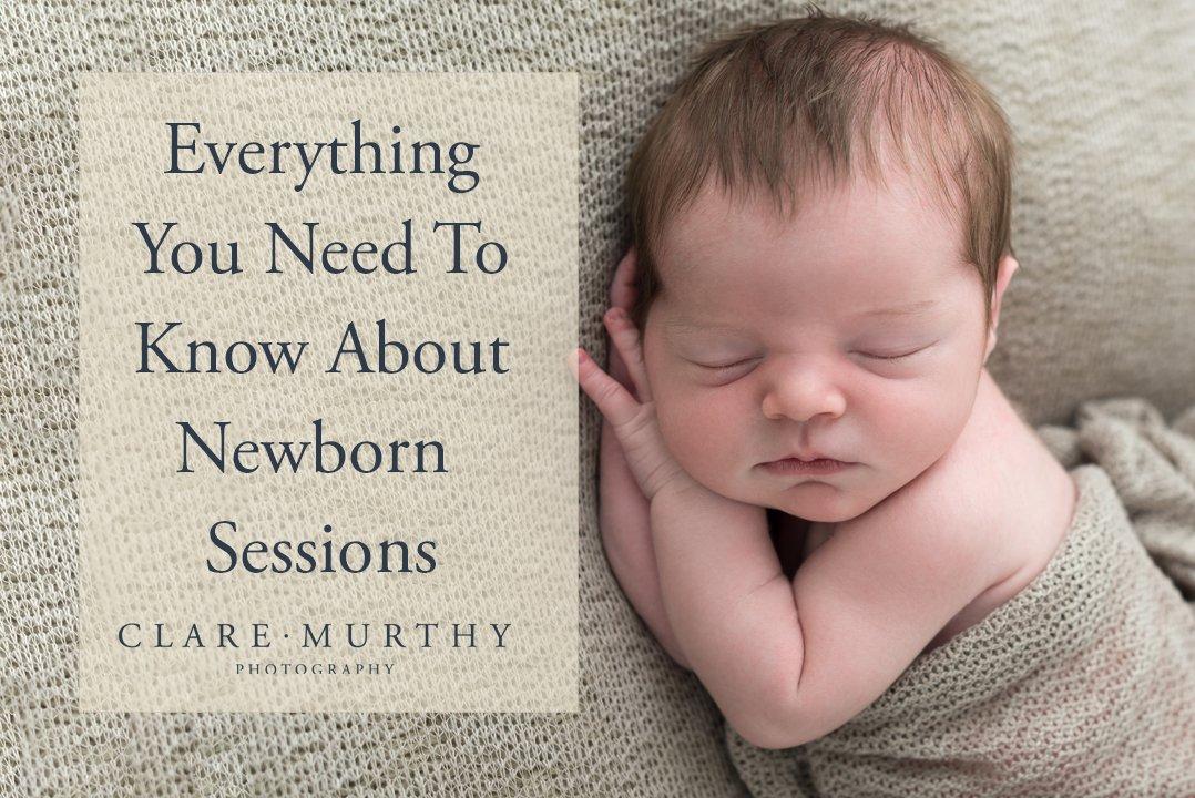 newborn photo shoot guide