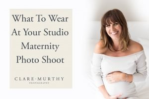 what to wear maternity photo shoot
