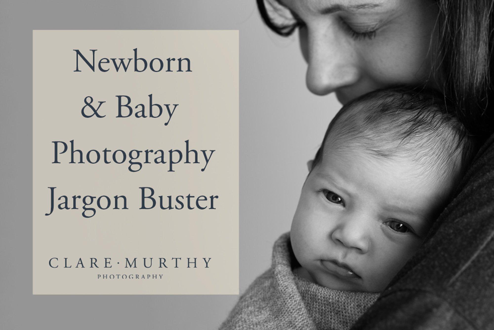 newborn baby photography jargon buster